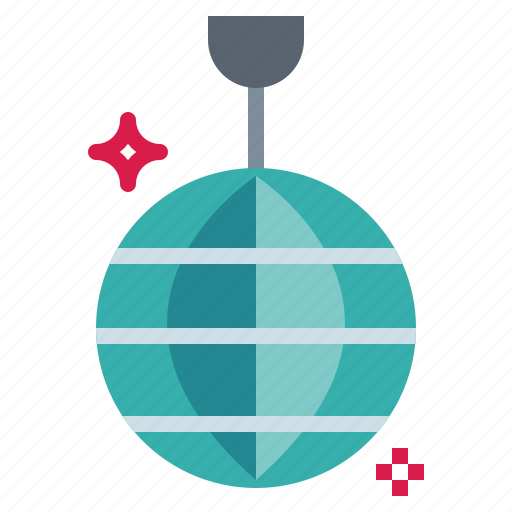 Ball, club, dance, disco, party icon - Download on Iconfinder