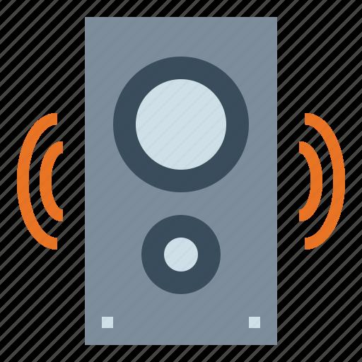 Audio, multimedia, music, peaker icon - Download on Iconfinder