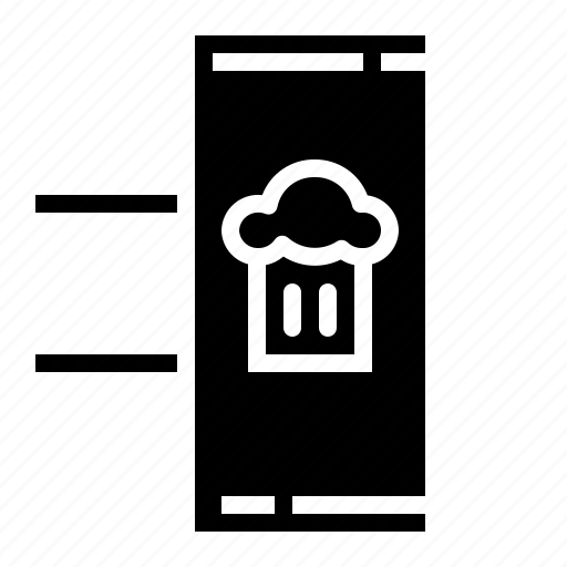 Bar, billboard, restaurant, signage icon - Download on Iconfinder