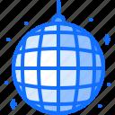 ball, bar, club, disco, music, pub icon