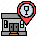 and, flags, location, map, maps, pin, pointer icon