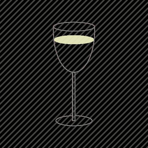Bar, cocktail, drinks, beverage, restaurant, white wine, wine icon - Download on Iconfinder