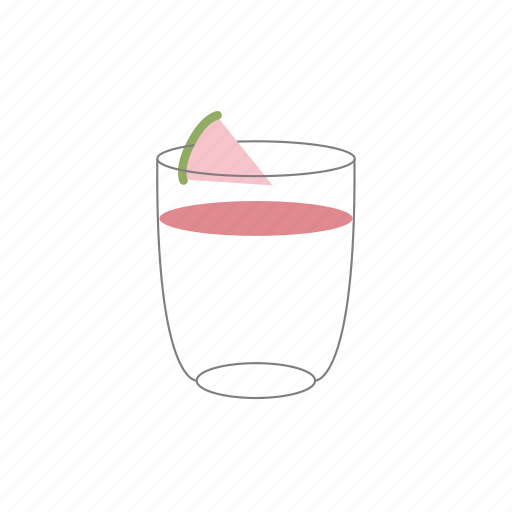 Bar, cocktail, drinks, alcohol, drink, glass, pink icon - Download on Iconfinder