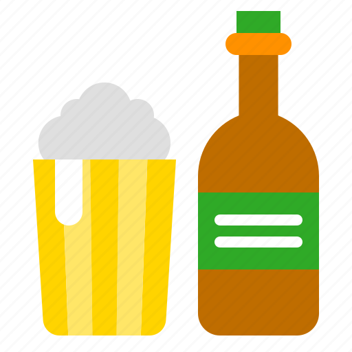 Alcoholic, beer, beverage, bottle, drinks icon - Download on Iconfinder
