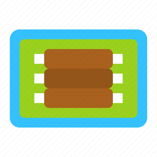 Bbq, food, grilled, meat, rib icon - Download on Iconfinder