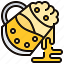 alcohol, beer, beverage, drinking, party icon