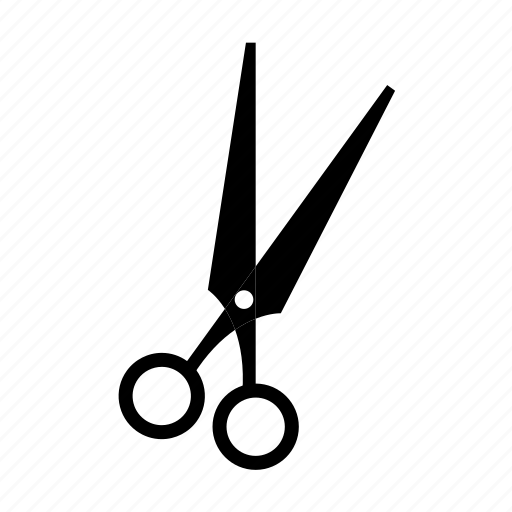 barber, cutting, edit, scissor icon icon
