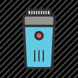 beauty, care, electric, head, man, razor, trimmer icon