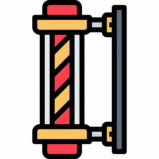 beauty, grooming, makeup, pole, tools icon