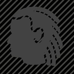 barber, dreadlocks, hair, man, people, service icon