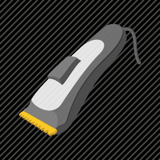 Blade Cable Cartoon Equipment Hair Hairstyle Machine Icon