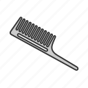 barbershop, comb, hair, style icon