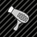 barbershop, dryer, hair, style icon