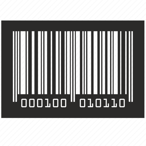 bar code, barcode, code, label, numbers, price, product icon