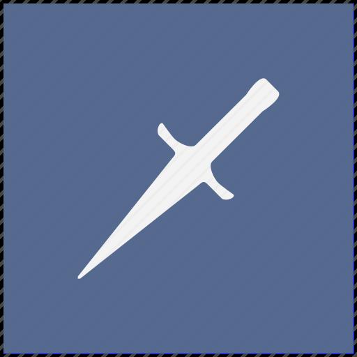 blade, blue, ice, kitchen, pick, square icon