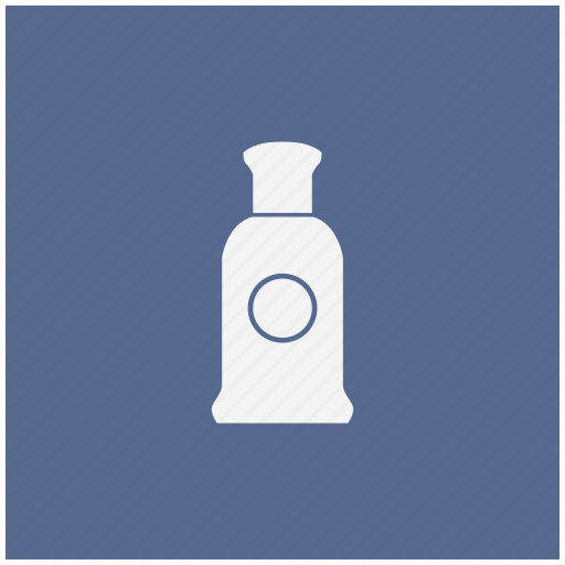 aroma, blue, bottle, men, parfume, square icon