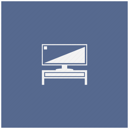 blue, plazma, screen, set, square, tv, wide icon