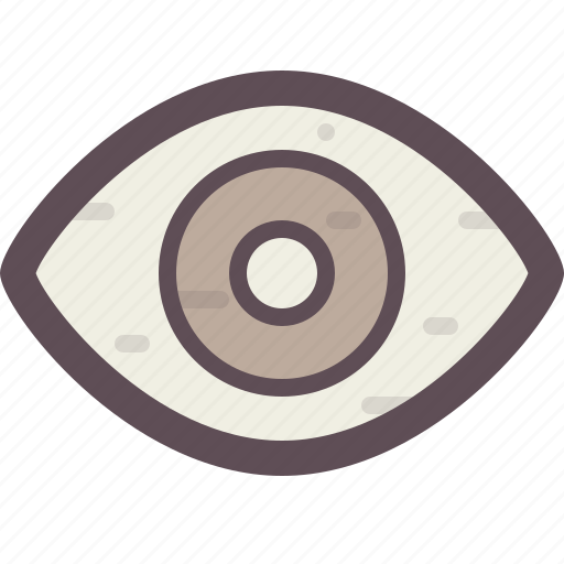 eye, look, view, watch, zoom icon