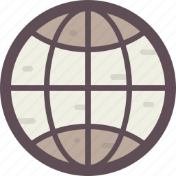 earth, globe, gps, location, map, navigation, world icon