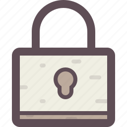 locked, protection, safe, safety, secure, security icon