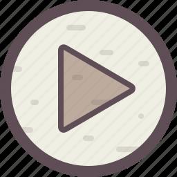 audio, media, multimedia, play, player, video icon