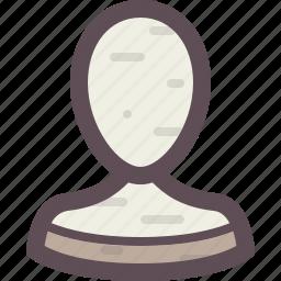 avatar, interface, person, profile, user, web icon