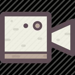 camera, film, movie, photo, picture, record, video icon