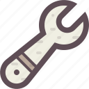settings, tool, wrench, construction, equipment, setting