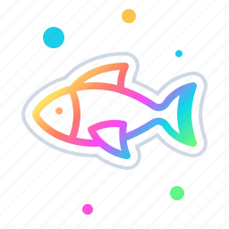 cooking, fish, food, kitchen, meal, restaurant icon