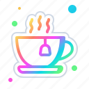 tea, hot, cup, coffee, beverage, mug icon