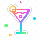 glass, wine, food, drink, alcohol, cocktail icon