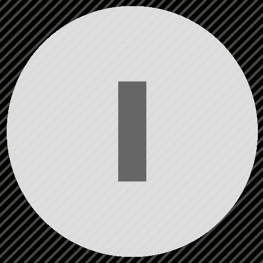 close, exit, shutdown, sleep icon