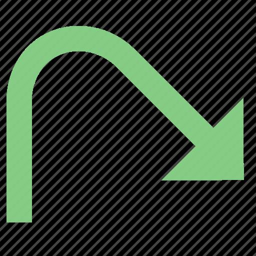 arrow, function, next, redo icon