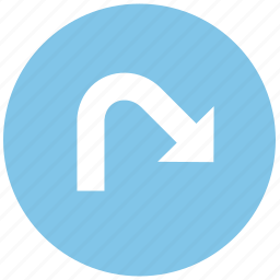b, control icon