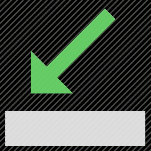 adjustment, hide, resize, size, stretch, window icon