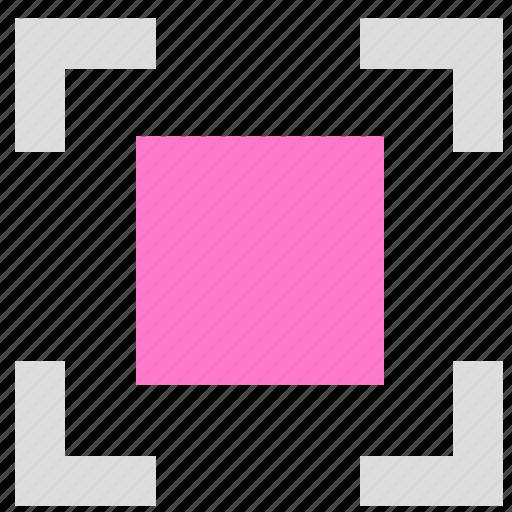 adjustment, resize, size, zoom icon