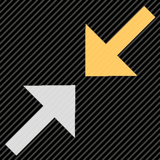 adjustment, resize, shrink, size, stretch, toolbar, windows icon
