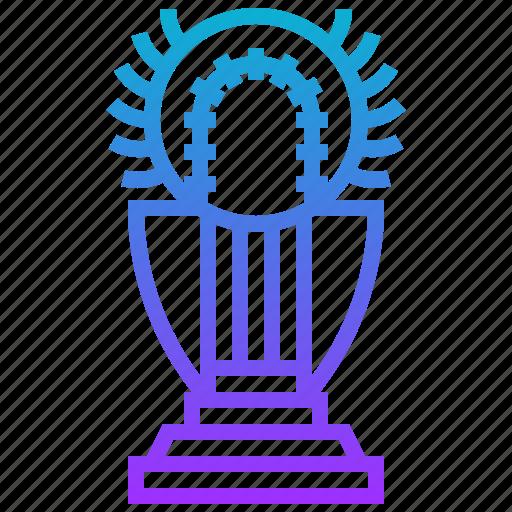 award, baseball, sport, trophy, winner icon