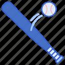 and, ball, bat, sport