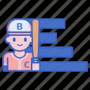 average, avg, batting, player
