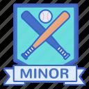 ball, league, minor, sport