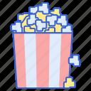 corn, dessert, food, pop icon