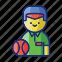 baseball, referee, umpire icon