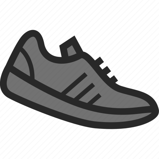 clothing, shoe, tennis shoe, trainer icon