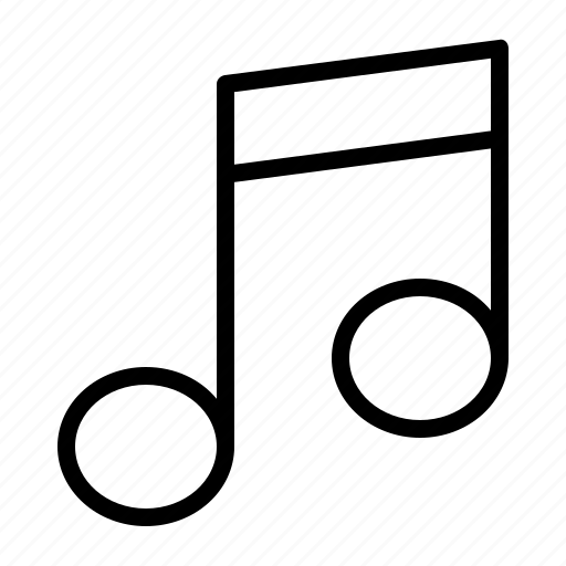 entertainment, love music, multimedia, music symbol, musical notation, musical note, sound icon
