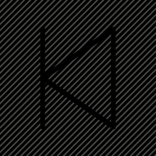 arrow, direction, fast forward, forward, media, next, skip icon