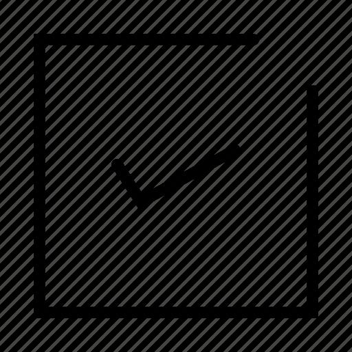 checkbox, checklist, task, task completed, tasklist, tick, todolist icon