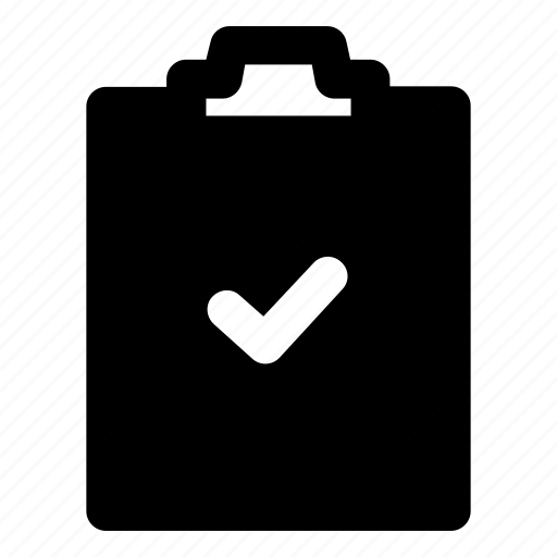 clipboard, document, documents, list, note icon