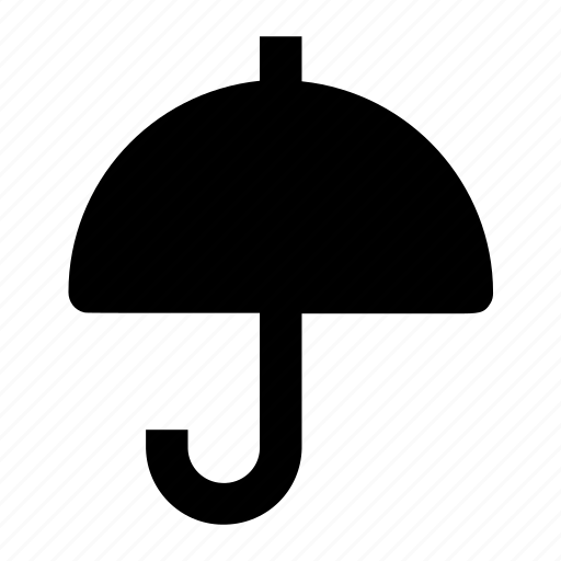 protect, protection, safety, security, umbrella icon