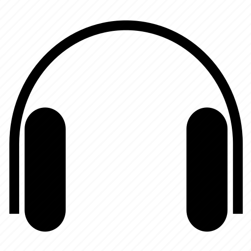 headphone, media, music, song icon